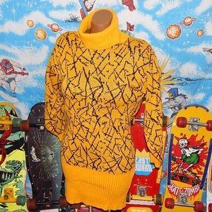 Sweater Dress Vintage Allison Blair